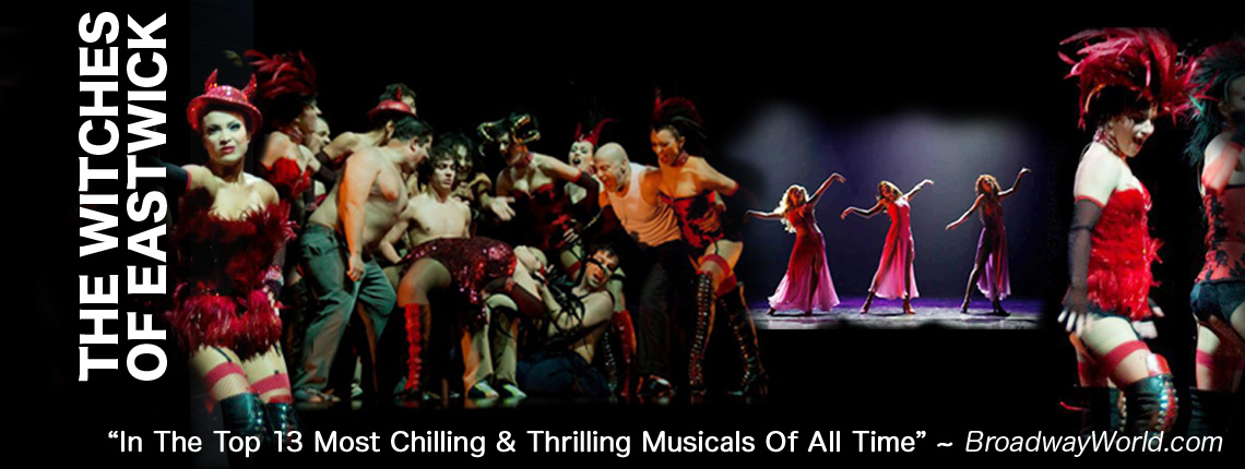 Eastwick Among Top 13 Thrilling Musicals of All Time
